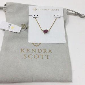 Kendra Scott Helga Necklace Gold NWT